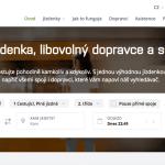 Jednotná jízdenka oneticket.cz – kdy se vyplatí?
